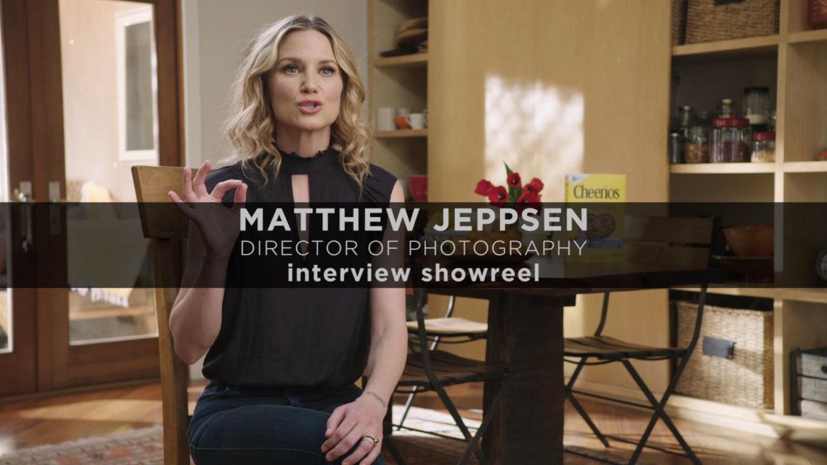 Interview Reel // DP Matthew Jeppsen